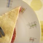 erdbeer-rhabarber-pie … schnell schnell…