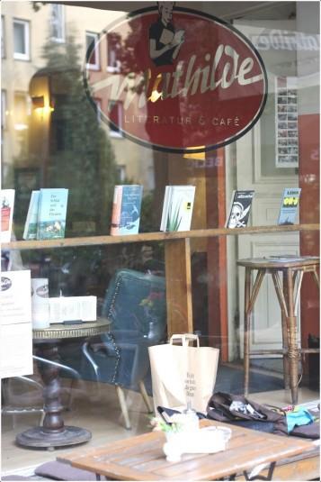 Literatur Café Mathilde