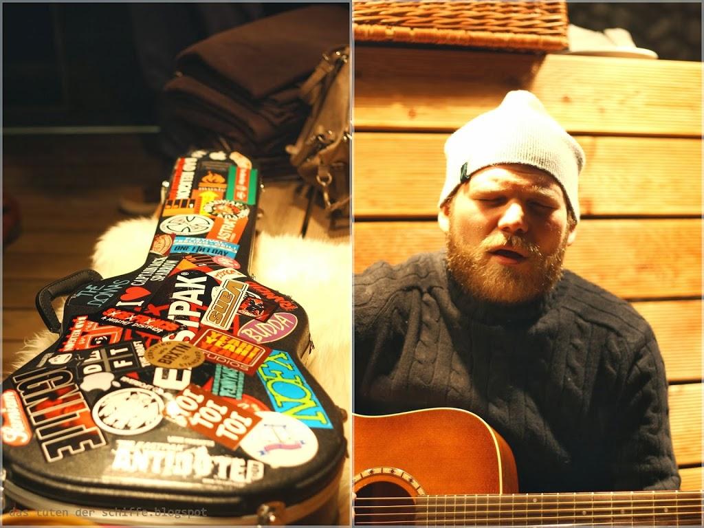 marten pulmer, gitarrist, auftritt, gitarre