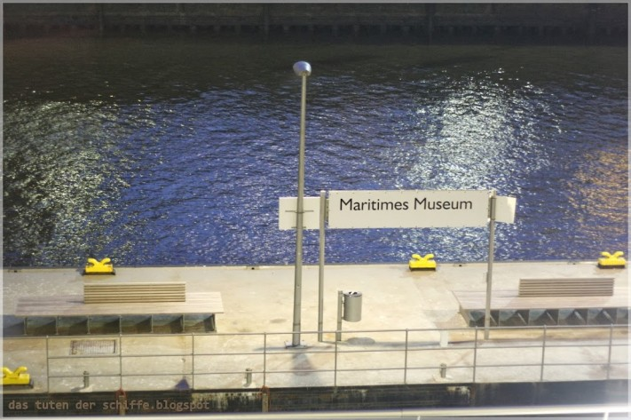bootsanleger maritimes museum, hamburger bloggerin