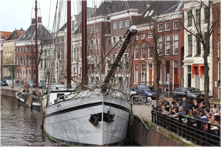 reisebericht groningen, reiseblog, hamburger bloggerin, das tuten der schiffe, schiff, gracht