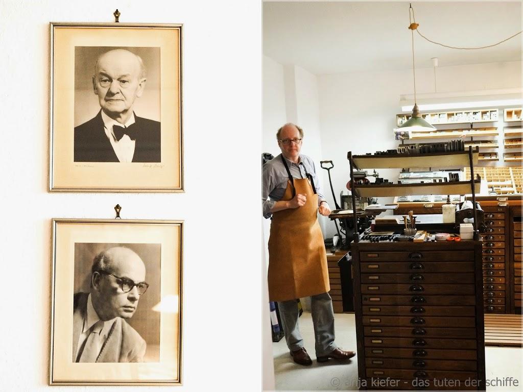 alter familienbetrieb, duckerei, handsatzdruckerei- eimsbüttel, hamburg, graht und kaspar grath & kaspar
