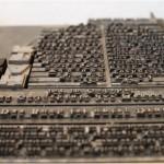 wo perfektion nicht hinderlich sondern notwendig ist und buchstaben musik machen – handsatzdruck in eimsbüttel – eine fotoreportage