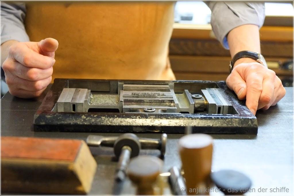 handsatzdruck, schriftsatzhandsatzdruckerei- eimsbüttel, hamburg, graht & kaspar