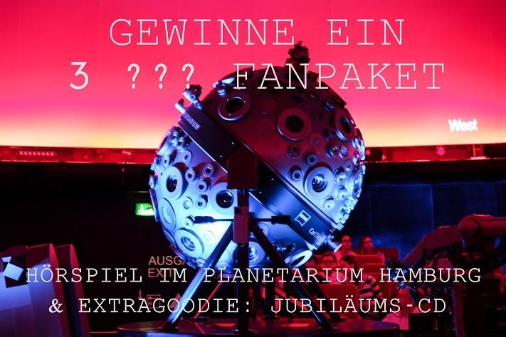 die drei fragezeichen im planetarium hamburg
