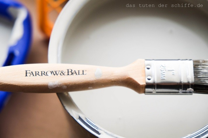 diy, mit farrow&ball farbe renovieren
