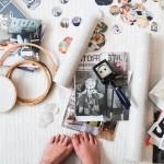 UPCYCLING – DIY – ein hingucker! tapetenbespannte stickrahmen (psssssst! + gewinnspiel) *kooperation*