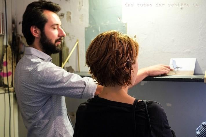 TASTE - Festival der Künste - im Gespräch mit den Künstlern
