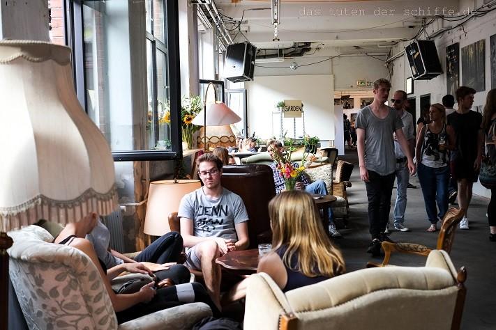 TASTE - Festival der Künste - Lounge