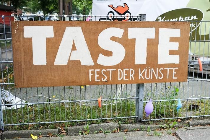 TASTE - Festival der Künste - Fotostory