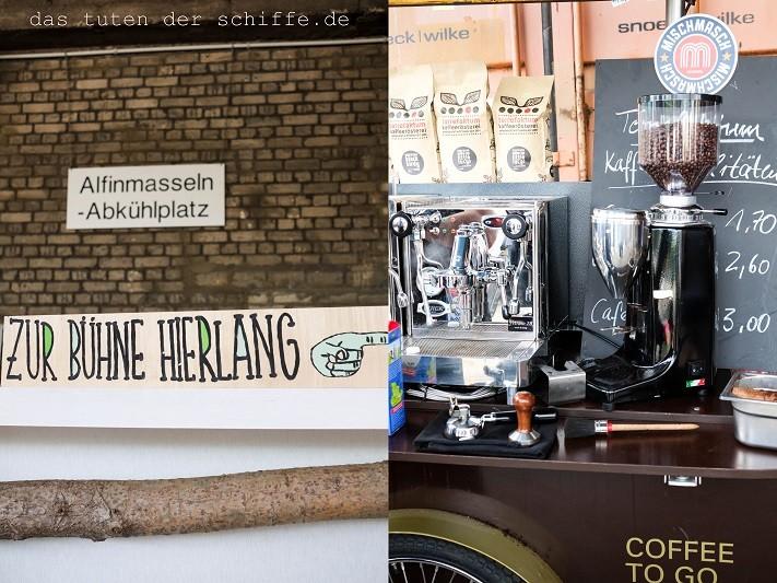 TASTE - Festival der Künste - Bühne und Cafe