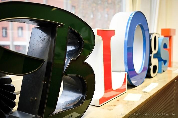 BLOGST Bloggerkonferenz 2015 Köln