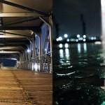 die landungsbrücken bei regen und die symphoniker im elbtunnel – musikimpuls