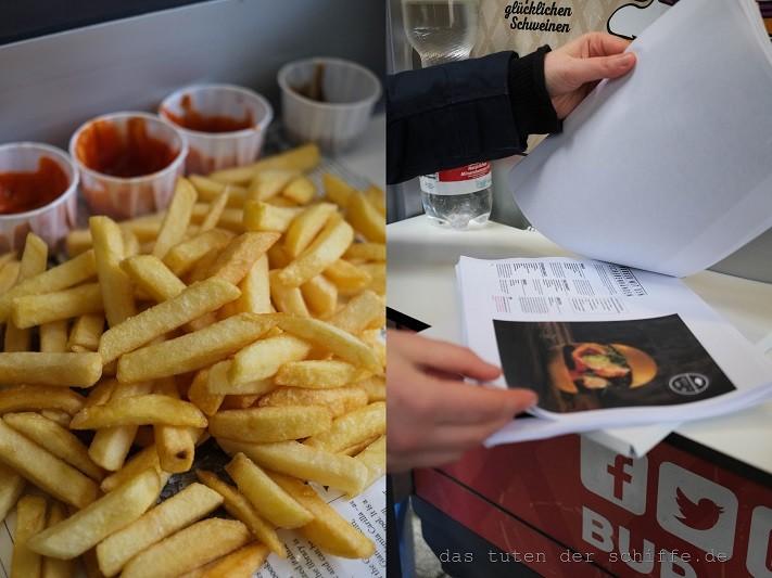 Burger unser- Burgerkochbuch Rezension