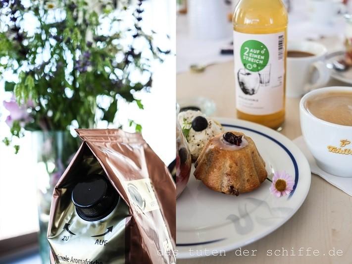 10 fakten über kaffee - kaffeereport 2016 - TchiboFrisch - Büro Tchibogründer Speicherstadt