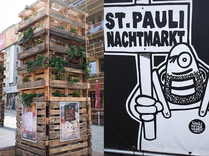 hamburg: insidertour- st. pauli, hafen, elphi, speicherstadt- geheimtipp, nachtmarkt, rebelzer
