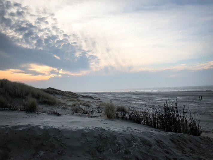 juist strand